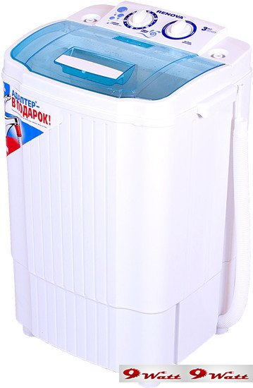 Активаторная стиральная машина Renova WS-30ET