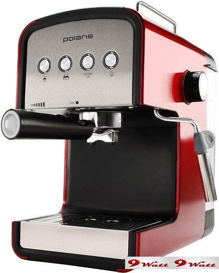 Рожковая кофеварка Polaris PCM 1516E Adore Crema